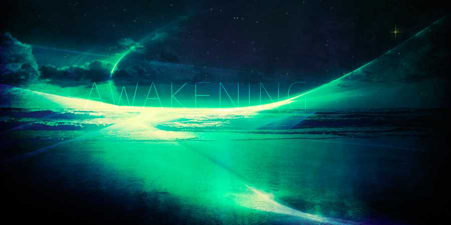 Awakening blog image from jonhorton.com